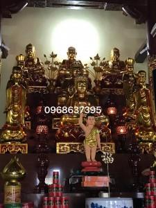 tượng phật thờ 05