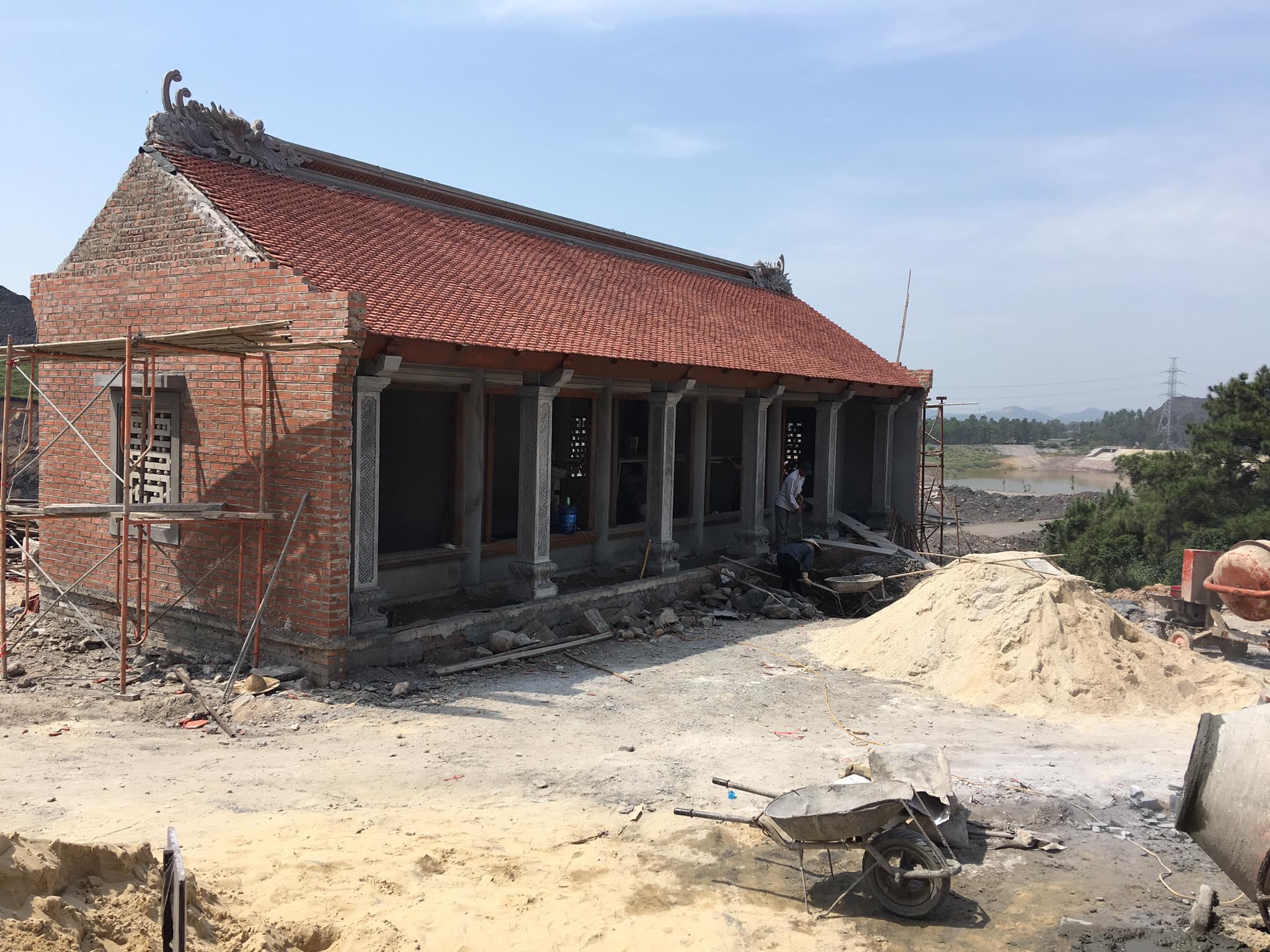 CT Miếu Mỏ Tập Đoàn Than Đông Triều - Quảng Ninh 1