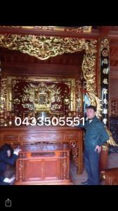 03 : Ông : Nguyễn Hữu Vạn ( Tổng Kiểm Toán Nhà Nước )