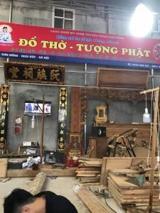 Xưởng sx đồ thờ tượng phật Dũng Hạnh