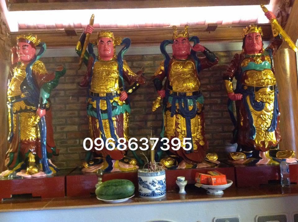 tượng thờ tại chùa